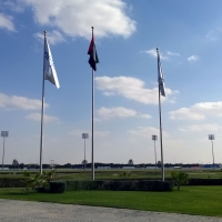 1g-Meydan Race Course - Stainless Steel