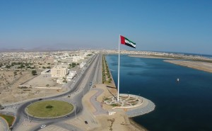 75 meter Stately Flagpole™ at Kalba, Sharjah
